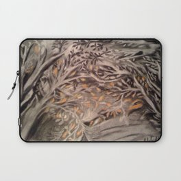 Tree Gazing Laptop Sleeve