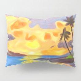 Trade Wind Island Pillow Sham
