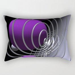 pink or violet -7- Rectangular Pillow