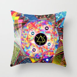PowerLines 35 Throw Pillow