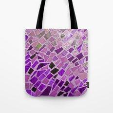 Friday Night Mosaic Tote Bag