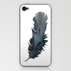 Feather - Enjoy the difference! iPhone & iPod Skin
