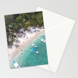 Palawan, Philippines Stationery Cards