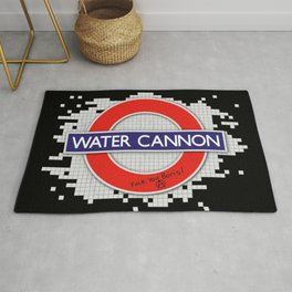 Water Cannon Rug