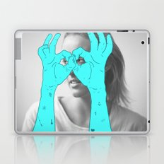 Peak-a-Boo Laptop & iPad Skin
