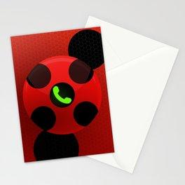 Ladybug Compact Communicator Stationery Cards