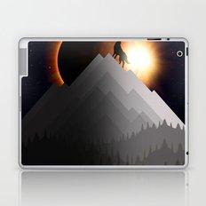 VI WOLF Laptop & iPad Skin