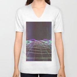 sci-fi horizon Unisex V-Neck