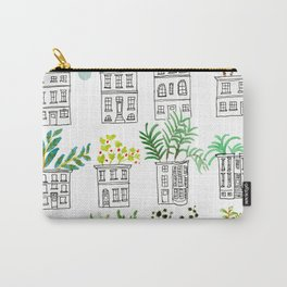 Row House Planters Carry-All Pouch