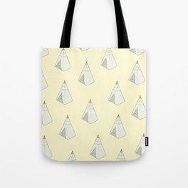 Tents Tote Bag