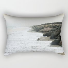 At Sea Shore Rectangular Pillow