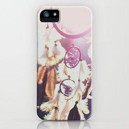Dream catcher iPhone Case