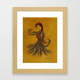 Dance of the Seven Veils Framed Art Print