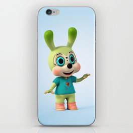 Teolino iPhone Skin
