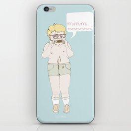 mmm... iPhone Skin