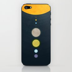 Our Planets iPhone & iPod Skin