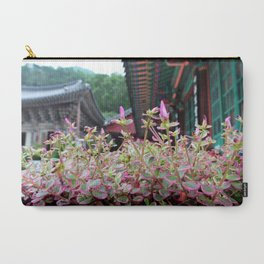 Temple Yongmun Carry-All Pouch