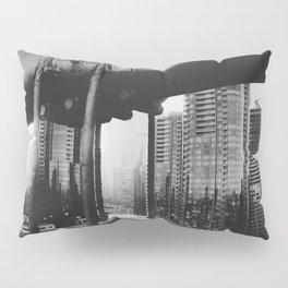 The Golden City II Pillow Sham