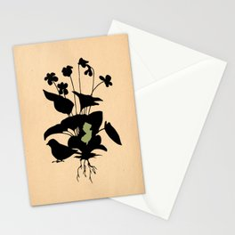 New Jersey - State Papercut Print Stationery Cards
