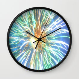 Kundalini Awakening Wall Clock
