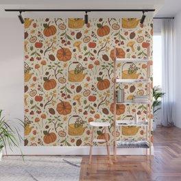 Autumn Dreaming Wall Mural