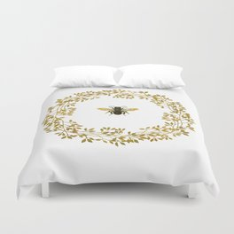 The Bee Duvet Cover