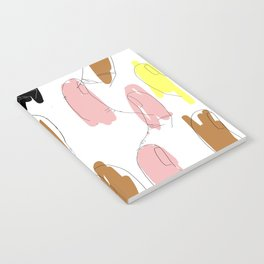 Thumbs Up Notebook