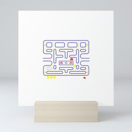 RETRO GAMER Mini Art Print