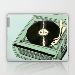 Record Player Laptop & iPad Skin