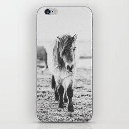 WILD HORSES IV / Iceland iPhone Skin