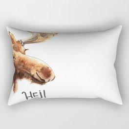 Moose Rectangular Pillow