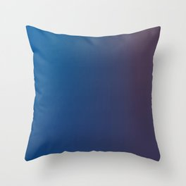 ombre I Throw Pillow