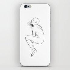 And Throat iPhone & iPod Skin