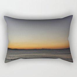Surfer's Paradise sunset Rectangular Pillow
