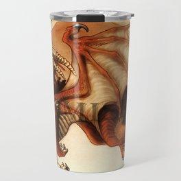 Dragon de Bronce Travel Mug