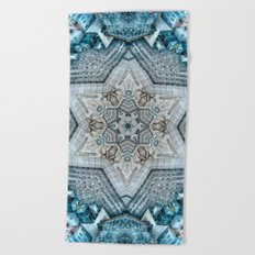 Layers of City Beach Towel