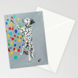 Dalmatian Stationery Cards