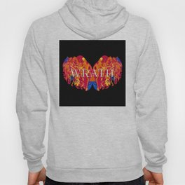 The Seven deadly Sins - WRATH Hoody