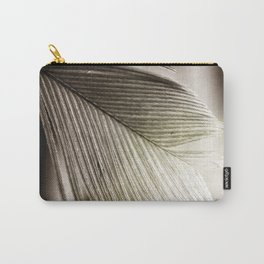 Feather Tip Carry-All Pouch