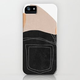 Girl 4 iPhone Case