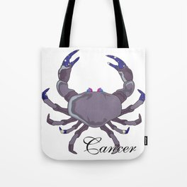 Starlight Cancer Tote Bag