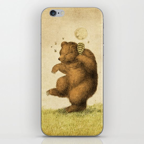 Honey Bear iPhone & iPod Skin