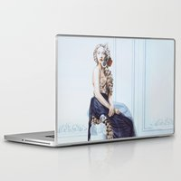 rapunzel Laptop & iPad Skins featuring Rapunzel by Rose's Creation