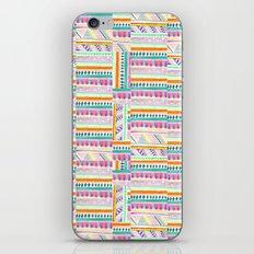 multicoloured AZTEC + iPhone & iPod Skin