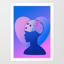 Dreamy Art Print