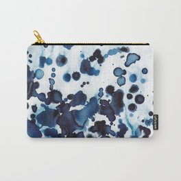 Large waves and sea spray. Carry-All Pouch