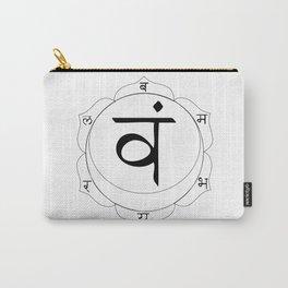 Swadhisthana, Svadisthana or sadhishthana Carry-All Pouch