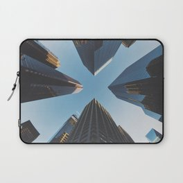 NYC Skyscrape Laptop Sleeve