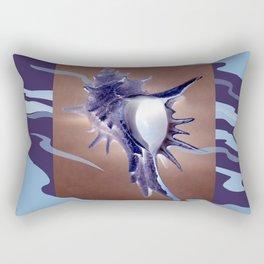 Beautiful Homes - The Spiny Murex Rectangular Pillow