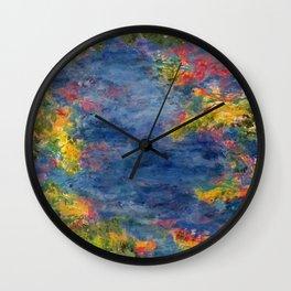Vernal Pond Wall Clock